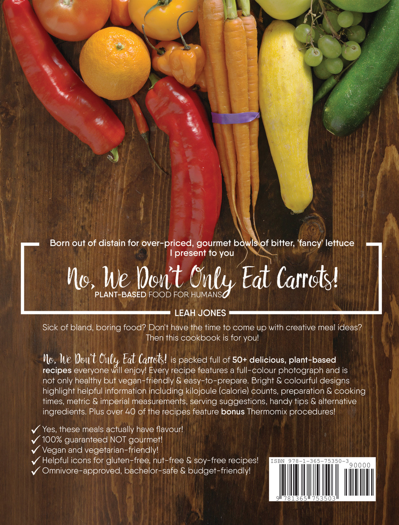 Ebook no we dont only eat carrots cookbook not only carrots ebook no we dont only eat carrots cookbook fandeluxe Choice Image